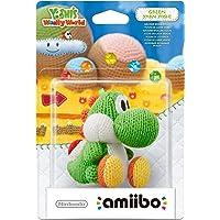 Amiibo 'Yoshi's Woolly World' - Yoshi de laine : vert