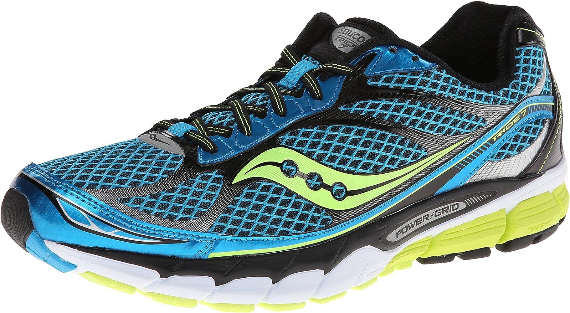 Saucony Ride 7 - Zapatillas de Running para Hombre, Color Azul ...