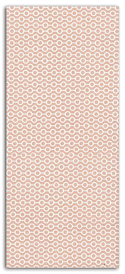 Dailylike LKC03 - Retal de Tela algodón salmón 110 x 90 x 0,1 cm ...