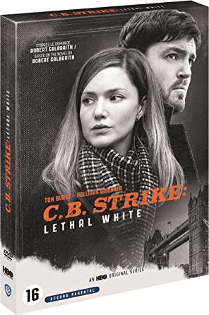 The Cormoran Strike Mysteries : Lethal White, l'adaptation BBC 9176FxkmrNS._AC_SY445_