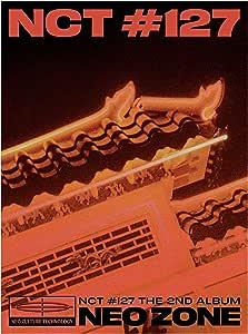 2Nd Album Nct #127 Neo Zone (T Version/Deluxe)