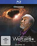 Mysterien des Weltalls - Mit Morgan Freeman, Staffel 4 (2 Discs) [German Version]