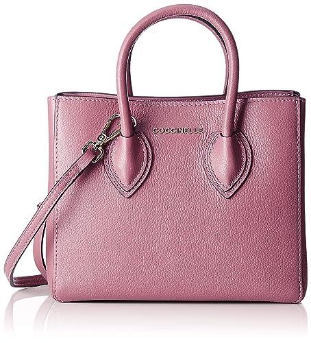 95c09f2e78 Coccinelle Farisa E1 Cg5 55 01 01, Women's Shoulder Bag, Brown (Acai ...