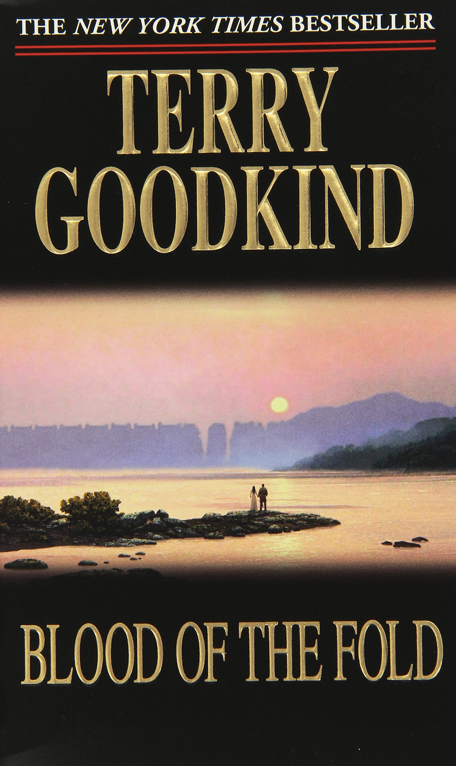 Terry Goodkind: Love and Hate Under One Cover 97
