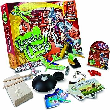 Mistral Enterprise - Escuela de Ciencia 2 ¿sabias qué? (120 experimentos con DVD): Amazon.es: Juguetes y juegos