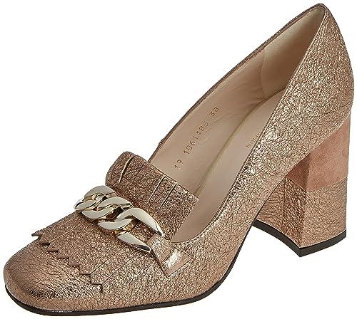 y complementos Zapatos Face con tacón EU Ofra de Rosa es Cerrada Mujer Amazon Alice 40 lodi Zapatos Punta para APTqxxU