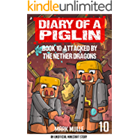 Diary of a Piglin Book 10: Attacked by the Nether Dragon