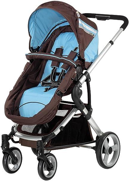 Hauck 338100 Manhattan - Carrito convertible en silla de paseo ...