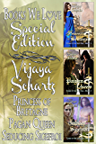 "Vijaya Schartz Special Edition ""Curse of the Lost Isle series"""