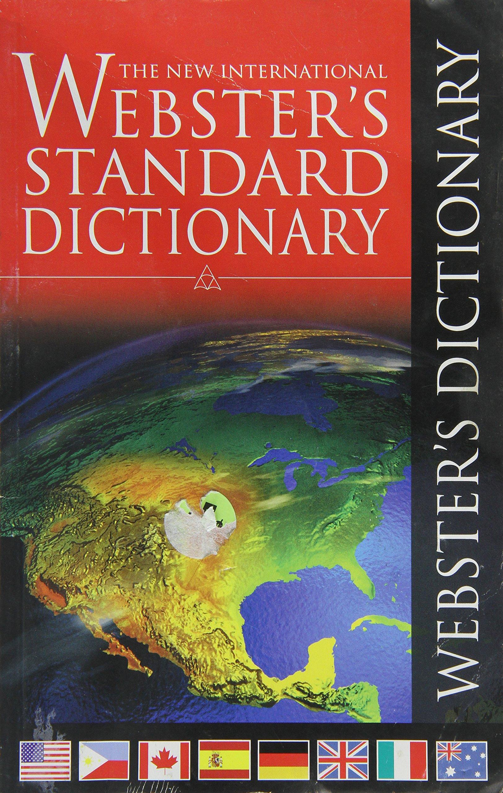 Download Webster's Standard Dictionary PDF