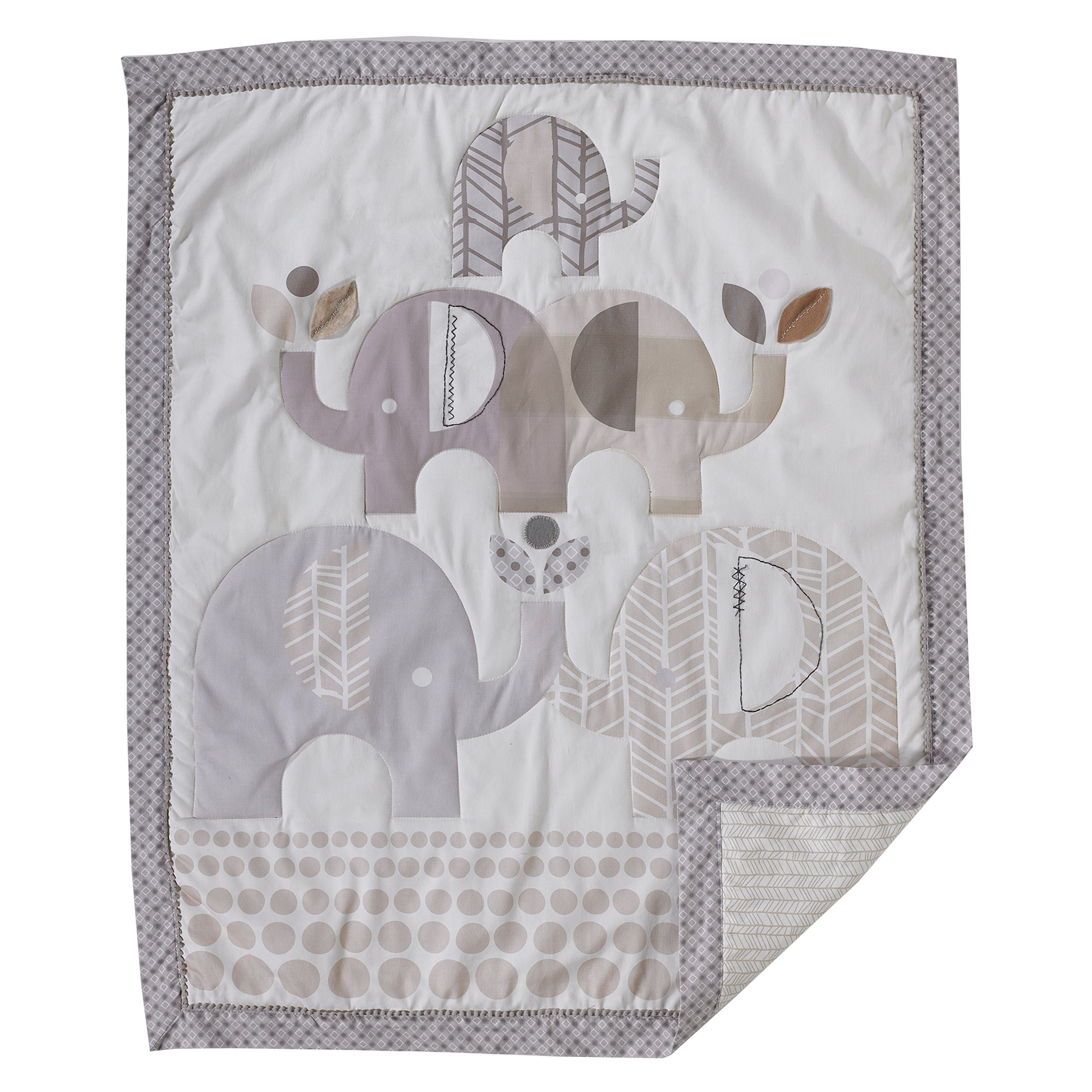 Lolli Living Naturi Baby / Toddler Quilt by Lolli Living