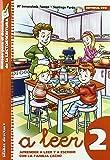 A leer 2. Aprender a leer y escribir con la familia Cacho: Sílabas directas I (Rincón del lenguaje)