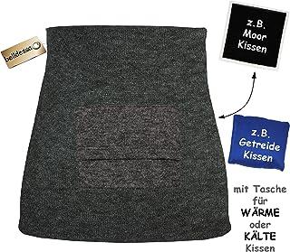 Fleece ideal auch f/ür Blasenentz/ündung und Hexenschuss // R/ückenschmerzen // t/ürkis // azur blau Nierenw/ärmer // R/ückenw/ärmer // Bauchw/ärmer // Shirt Verl/ängerer Polarfleece Gr/ö/ße: Damen Frauen XS