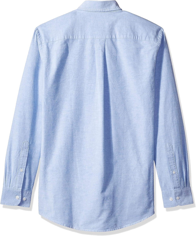 modello Regular-Fit Camicia Oxford da uomo a maniche lunghe Essentials