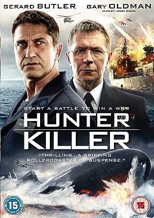Resultado de imagen para Hunter killer