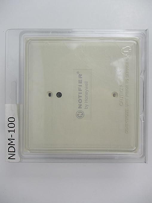 Notifier NDM-100 - Módulo de Monitor Doble (Apta para Dirección, 2 Clase