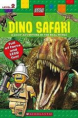 Dino Safari (LEGO Nonfiction): A LEGO Adventure in the Real World Kindle Edition