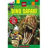 Dino Safari (LEGO Nonfiction): A LEGO Adventure in the Real World