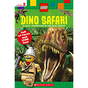 Dino Safari (LEGO Nonfiction): A LEGO Adventure in the Real World