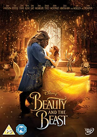 Beauty The Beast DVD 2017