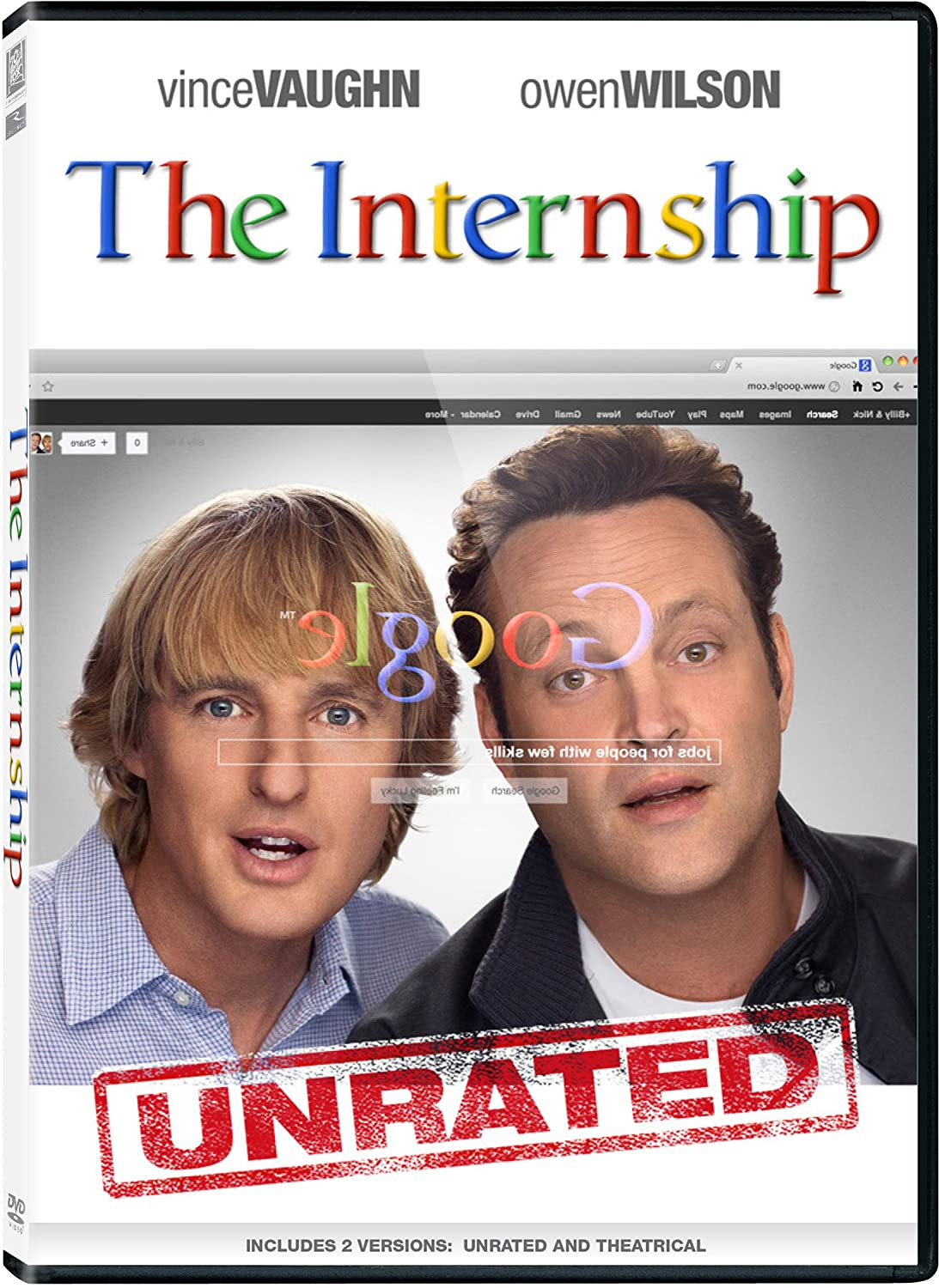 The internship dvd photo