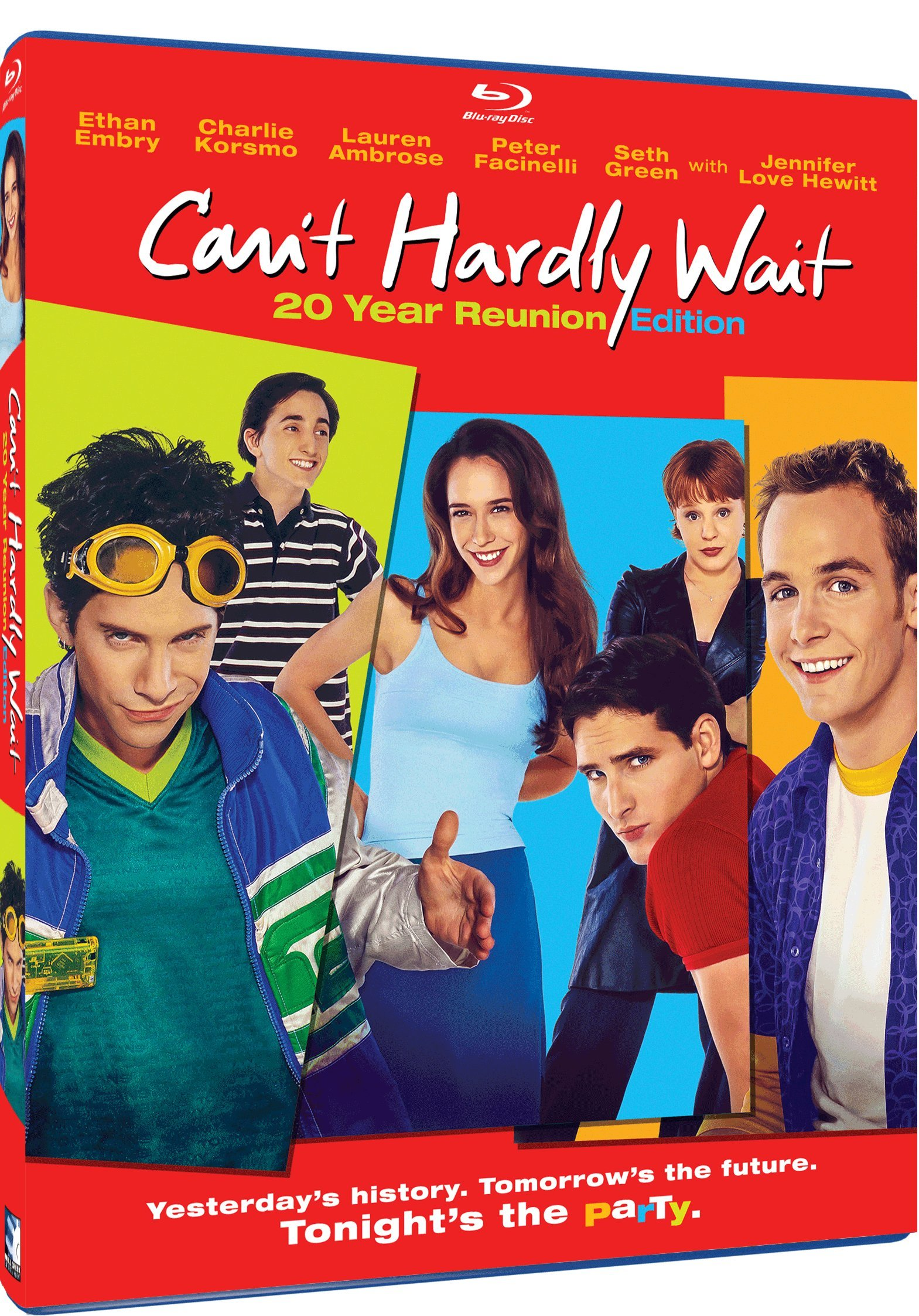 Blu-ray : Can't Hardly Wait (20 Year Reunion) (Bonus Features)