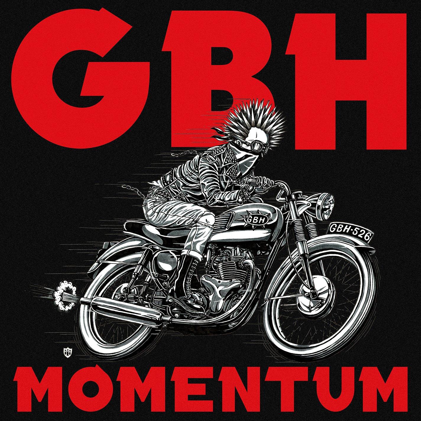 GBH - Momentum (CD)