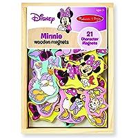 Melissa & Doug Disney Minnie Mouse Wooden Magnets (21 pcs) Deals