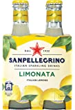 Sanpellegrino Italian Sparkling Drinks Limonata (Lemon), 24 x 200 mL