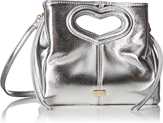 Betsey Johnson Open Heart Crossbody