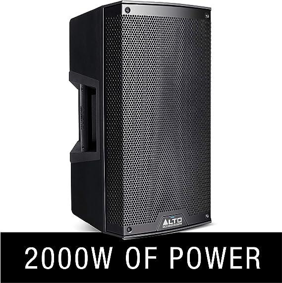 Alto Professional TS310 | 2000-Watt 10-Inch 2-Way Powered Loudspeaker