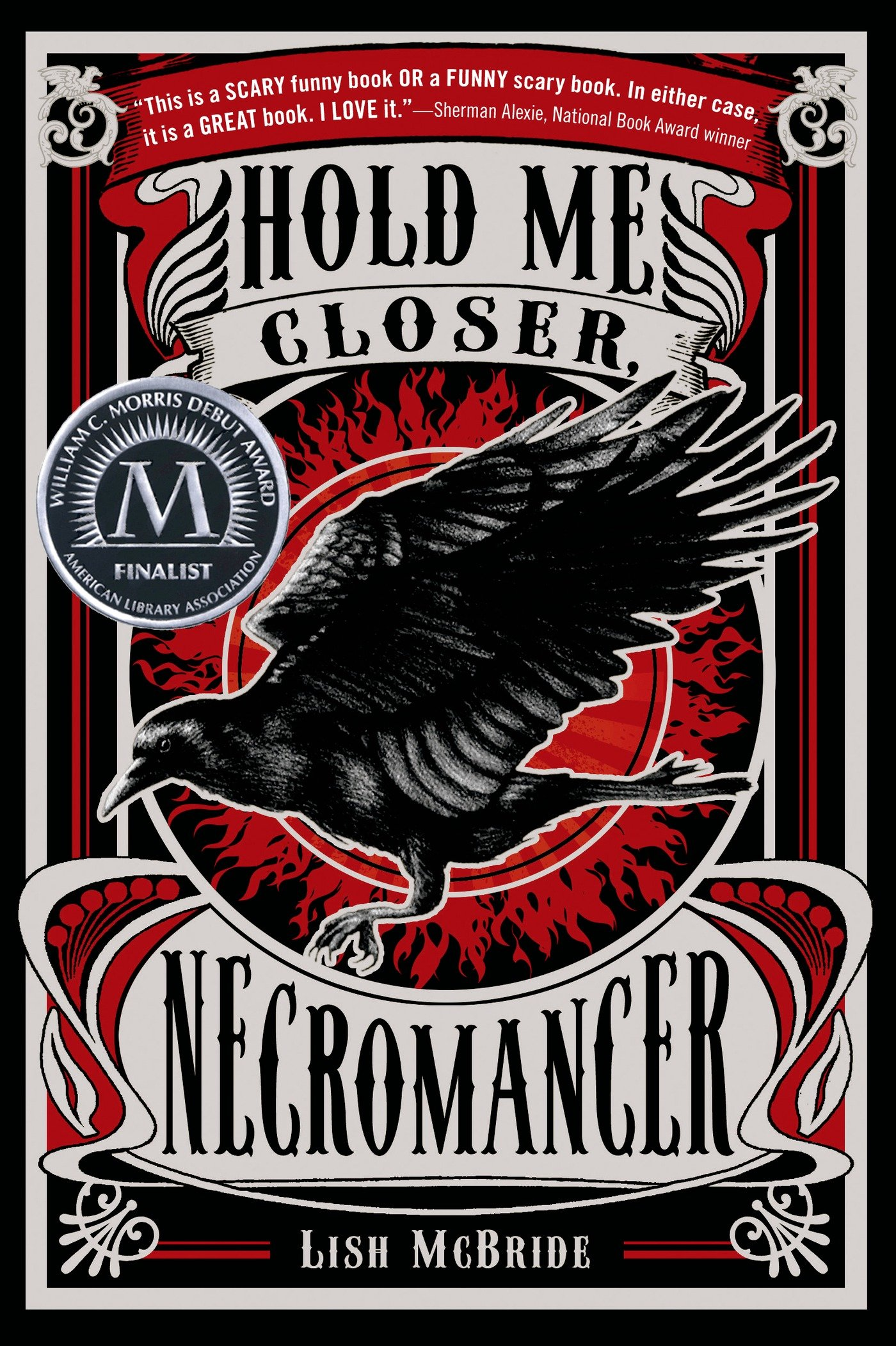 Image result for hold me closer necromancer