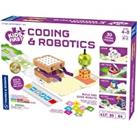 Thames & Kosmos 567012 Kids First Coding & Robotics | No App Needed | Grades K-2 | Intro To Sequences, Loops, Functions…