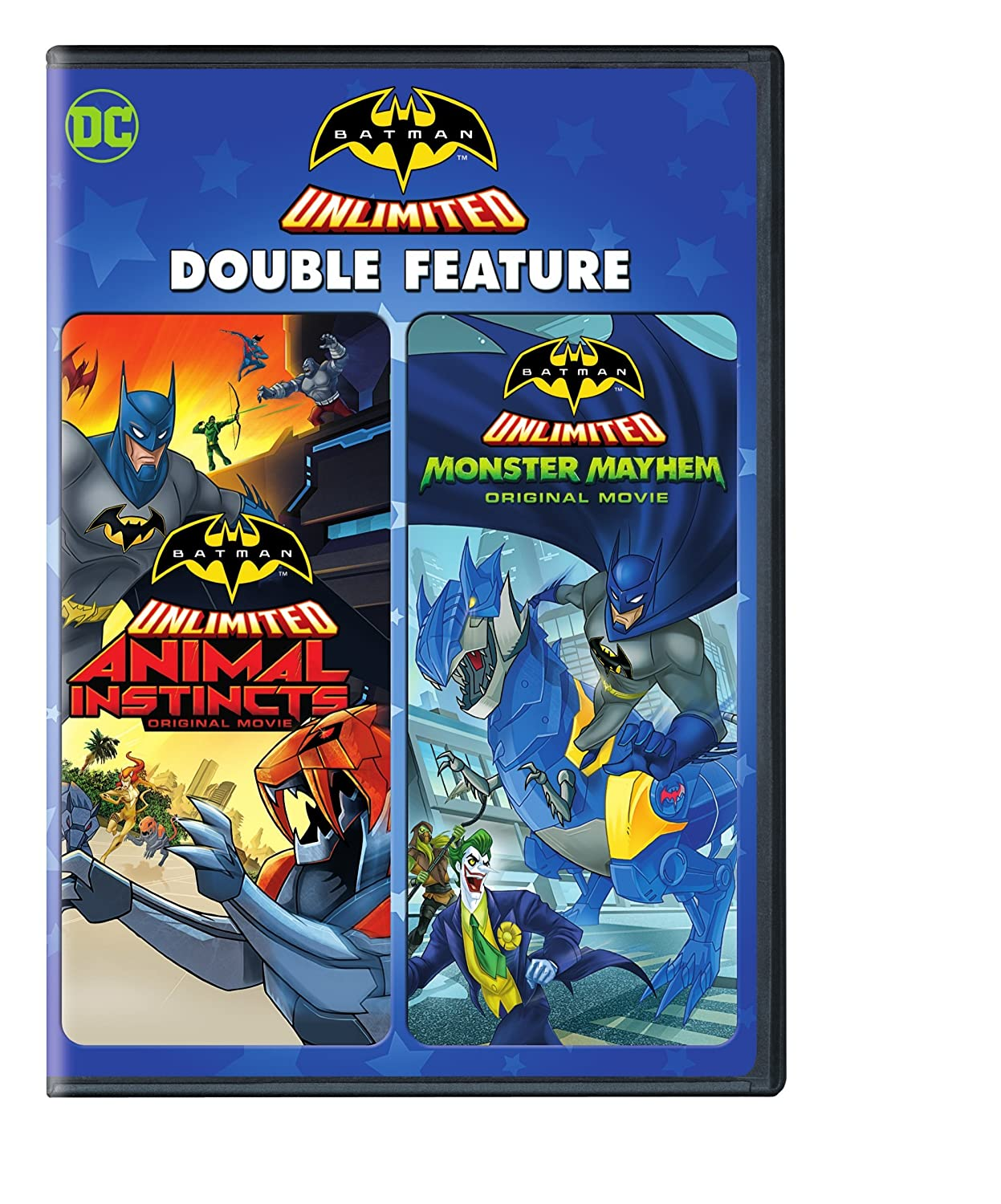 Amazon.com: Batman Unlimited: Animal Instincts / Batman ...