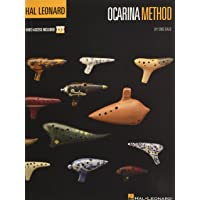 Hal Leonard Ocarina Method Bk/Online Video: For Ocarina