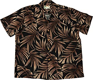 product image for Paradise Found Men's Floating Palm Hawaiian Shirt