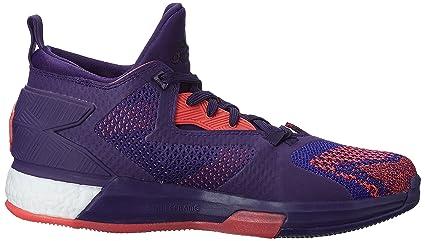 check out 1d5bb cea2d 14 Chaussures de basketball Adidas Performance Homme D Lillard 2 Primeknit Basketball  Baskets