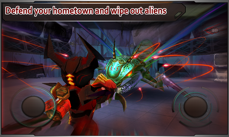 Star Warfare:Alien Invasion