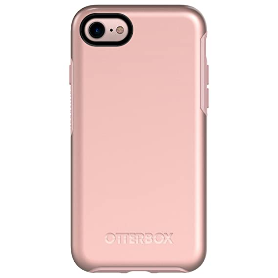 watch 6a2ee 7fac5 OtterBox SYMMETRY SERIES Case for iPhone 8 & iPhone 7 (NOT Plus) - Retail  Packaging - Rose Gold