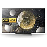 Sony Bravia KD55XD8005 55-Inch Android 4K HDR Ultra HD Smart LED TV with Triluminos Display and Google Cast (2016 Model) - Black