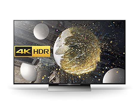 8154aa85a Sony Bravia KD55XD8005 55-Inch Android 4K HDR Ultra HD Smart LED TV with  Triluminos