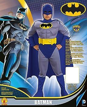 Funidelia D/éguisement Batman Officielle pour Homme Taille S ▶ The Dark Knight : Le Chevalier Noir DC Comics Super h/éros