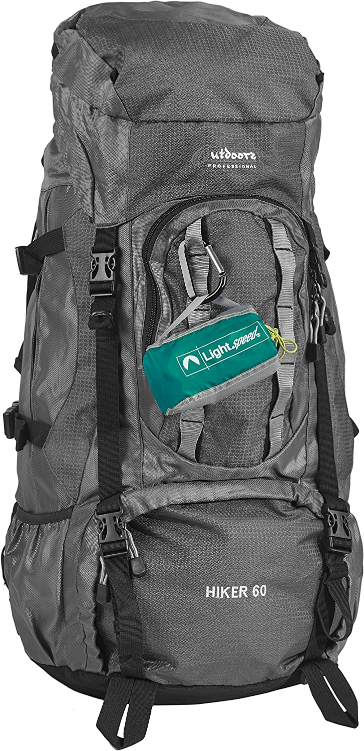 Lightspeed Outdoors Inflatable Travel /& Camp Pillow Teal//Grey