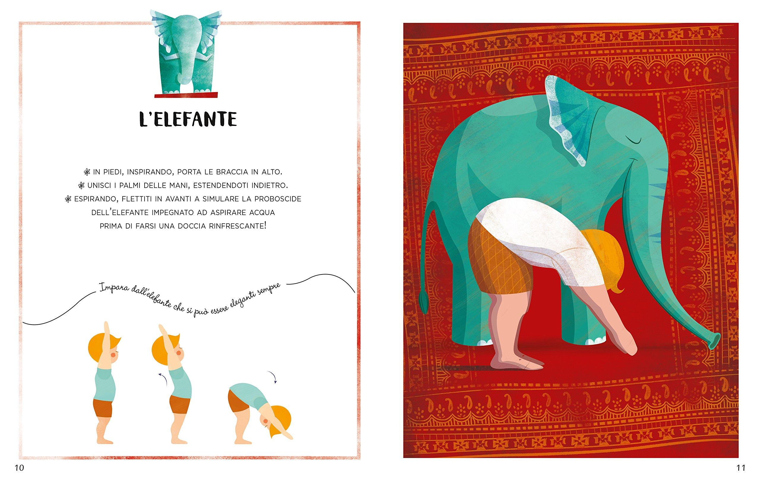 Play yoga: Lorena Valentina Pajalunga: 9788854033856: Amazon ...