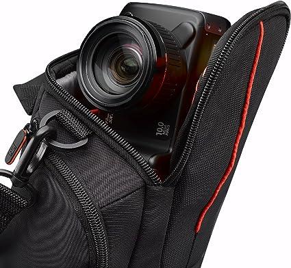 Case Logic DCB-304 - Funda con Compartimentos para cámara, Color ...