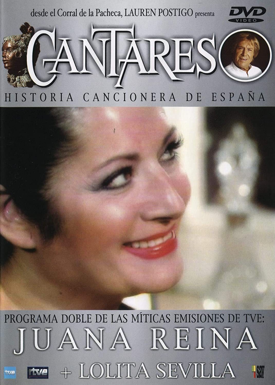 Cantares, Historia Cacionera de Espana: Juana Reina y Lolita Sevilla: Amazon.es: Juana Reina, Lolita Sevilla, TVE, Lauren Postigo: Cine y Series TV