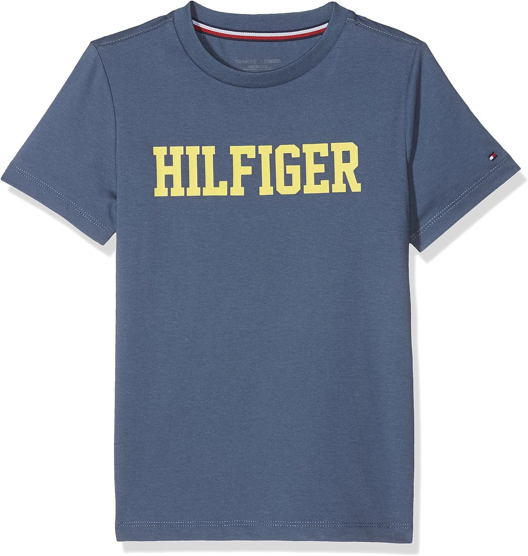 Tommy Hilfiger Boys Tee Ss Logo Pyjama Top