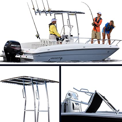 Center Console HD Boat Premium Cover Large Grey