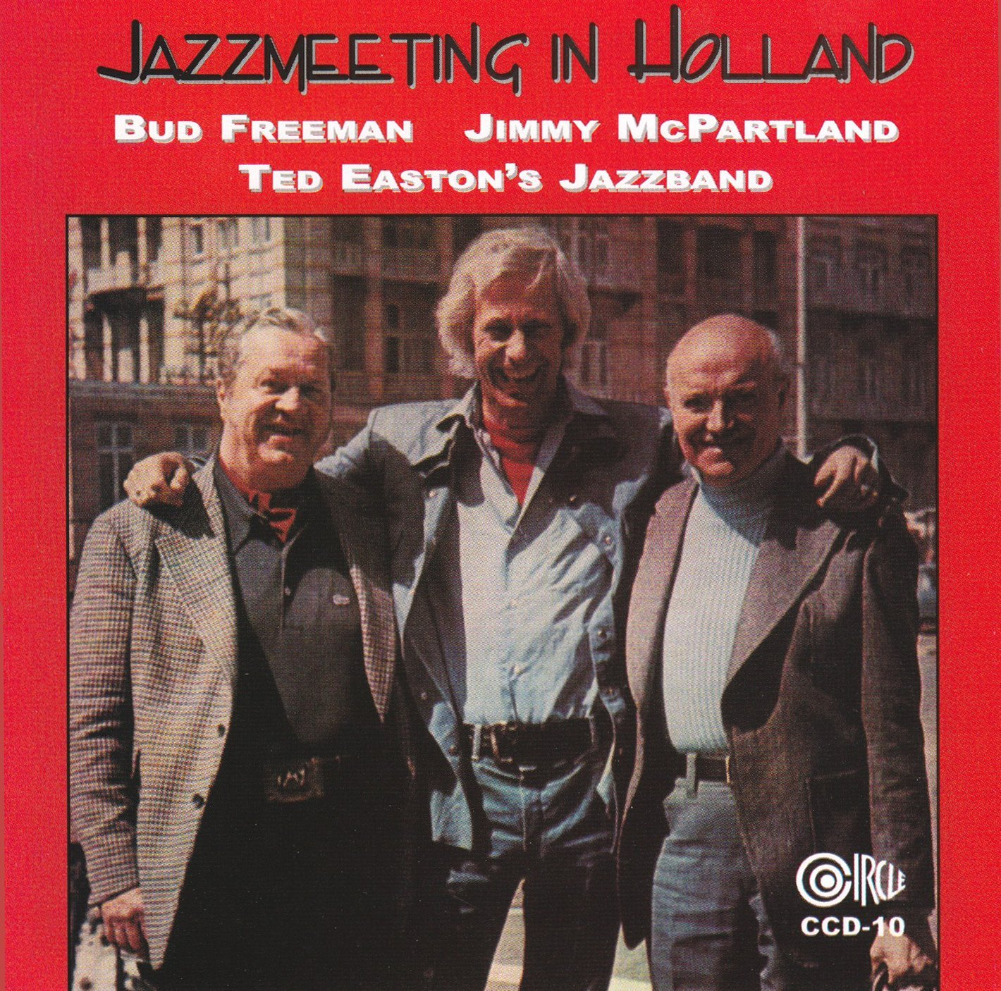 Jazzmeeting in Holland by Circle