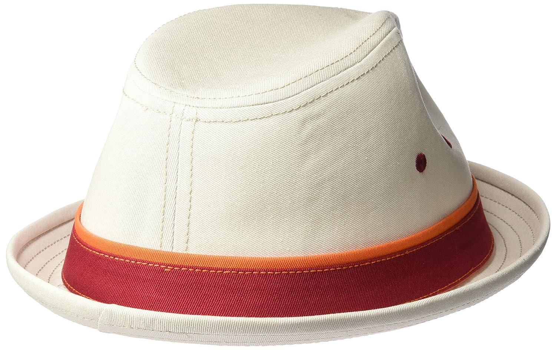 47e98345c Goorin Bros. Mens Sea Street Fedora Fedora: Amazon.ca: Clothing ...